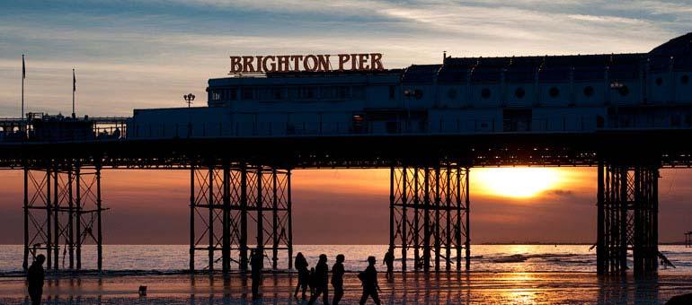 Studying In Brighton